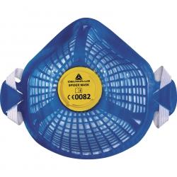 SPIDERMASK P2 X5 ПОЛУМАСКА МНОГОРАЗОВАЯ С КЛАПАНОМ (FFP2)